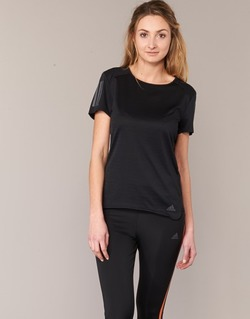 Textil Mulher T-Shirt mangas curtas adidas Performance RS SS TEE W Preto