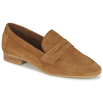 Sapatos Mulher Mocassins Esprit ARIA LOAFER Camel