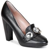Sapatos Mulher Escarpim Moschino Cheap & CHIC STONES Preto