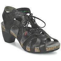 Sapatos Mulher Sandálias Think SARDE Preto