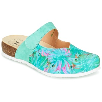 Sapatos Mulher Tamancos Think SOREN Turquesa