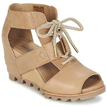 Sapatos Mulher Sandálias Sorel JOANIE LACE Sahara