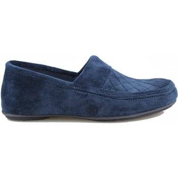 Sapatos Homem Mocassins Vulladi ALASKA  IR POR CASA INVIERNO AZUL