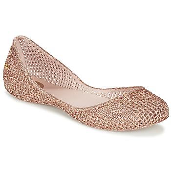 Sapatos Mulher Sabrinas Zaxy AMORA Rosa / Metalizado