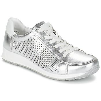 Sapatos Mulher Sapatilhas Ara CHEVOK Prata