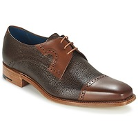 Sapatos Homem Sapatos Barker APPOLLO Castanho