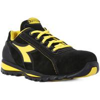 Sapatos Homem Sapatilhas Diadora UTILITY GLOVE II LOW S1P Nero