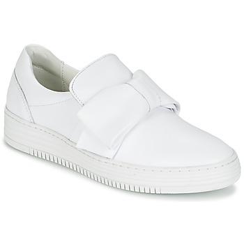 Sapatos Mulher Slip on Bullboxer QUIDAVET Branco