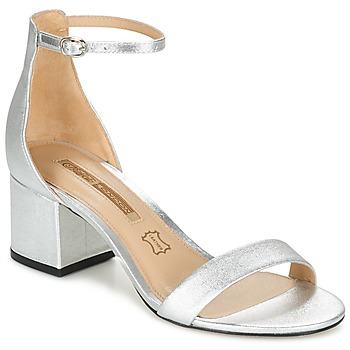 Sapatos Mulher Sandálias Buffalo DALOUD Prata