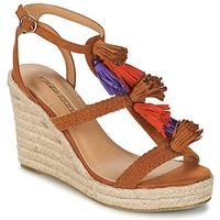 Sapatos Mulher Sandálias Buffalo VARIN Castanho