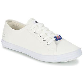 Sapatos Mulher Sapatilhas Banana Moon RAYA Branco
