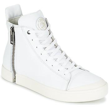 Sapatos Homem Sapatilhas de cano-alto Diesel S-NENTISH Branco