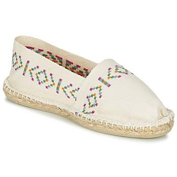 Sapatos Mulher Alpargatas 1789 Cala CLASSIQUE Cru