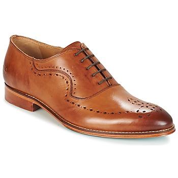 Sapatos Homem Sapatos Melvin & Hamilton KANE 6 Castanho