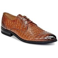 Sapatos Homem Sapatos Melvin & Hamilton TONI 1 Castanho