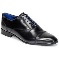 Sapatos Homem Richelieu Azzaro RAEL Preto