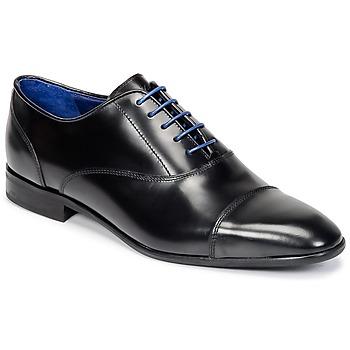 Sapatos Homem Sapatos Azzaro RAEL Preto