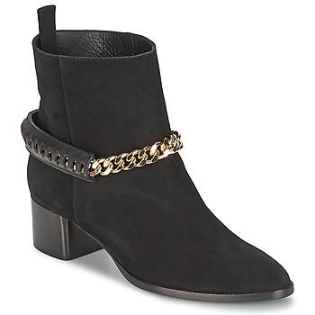 Sapatos Mulher Botins Roberto Cavalli YPS542-PC519-05051 Preto