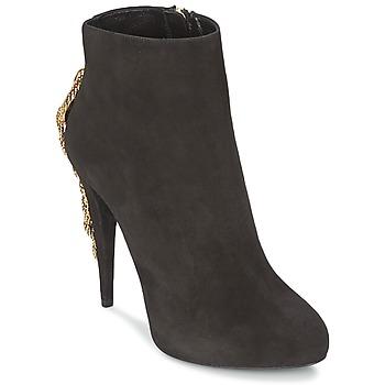 Sapatos Mulher Botins Roberto Cavalli YPS564-PC001-05051 Preto