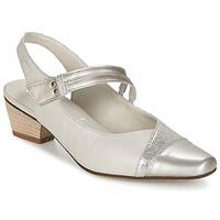 Sapatos Mulher Escarpim Dorking CONCHA Bege