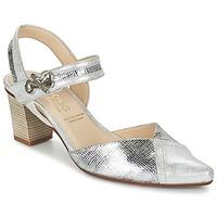 Sapatos Mulher Escarpim Dorking DELTA Prateado