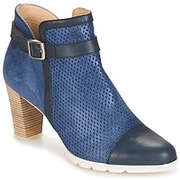 Sapatos Mulher Botins Dorking RUBIS Marinho
