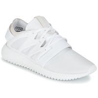 Sapatos Mulher Sapatilhas de cano-alto adidas Originals TUBULAR VIRAL W Branco