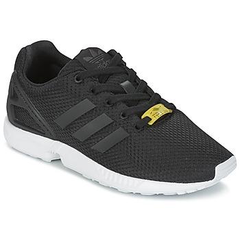 Sapatos Criança Sapatilhas adidas Originals ZX FLUX J Preto