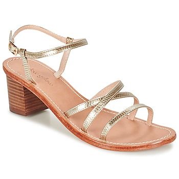 Sapatos Mulher Sandálias Mellow Yellow BALOUNA Ouro