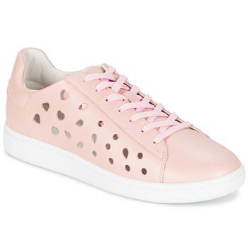 Sapatos Mulher Sapatilhas Mellow Yellow BIGLI Rosa