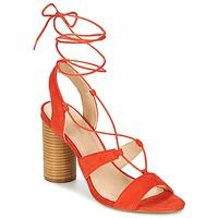 Sapatos Mulher Sandálias Mellow Yellow BRUNE Laranja