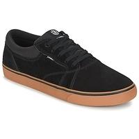 Sapatos Homem Sapatos estilo skate Element WASSO Preto