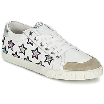 Sapatos Mulher Sapatilhas Ash MAJESTIC Branco