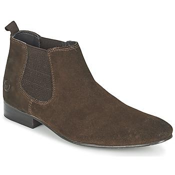 Sapatos Homem Botas baixas Base London BROKER Castanho