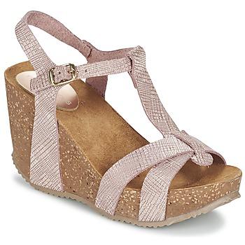 Sapatos Mulher Sandálias Elue par nous ZECDOUVE Rosa