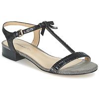 Sapatos Mulher Sandálias Metamorf'Ose ZAFOIN Preto