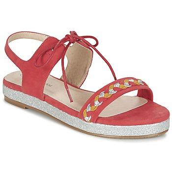 Sapatos Mulher Sandálias Moony Mood GLOBUNE Rosa
