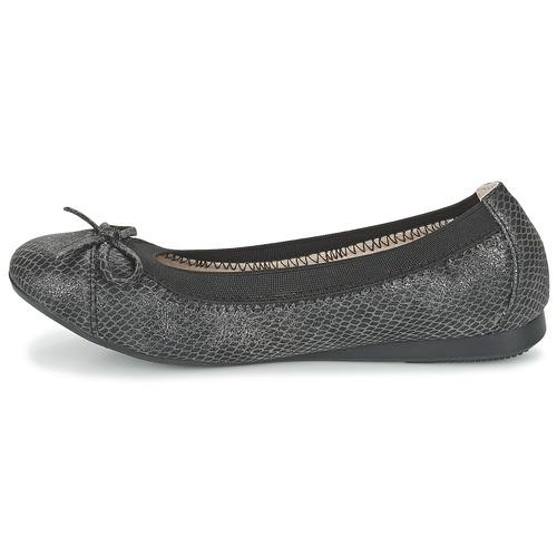 Moony Mood ELALA Preto - Entrega gratuita- Sapatos sapatilhas Mulher 23