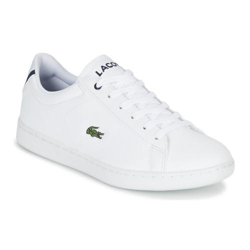 Sapatos Criança Sapatilhas Lacoste CARNABY EVO BL 1 Branco