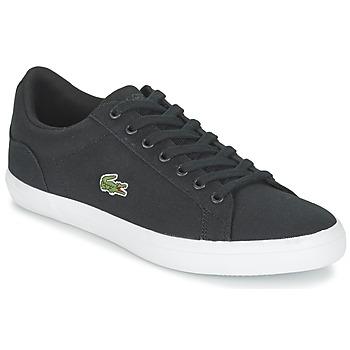 Sapatos Homem Sapatilhas Lacoste LEROND BL 2 Preto