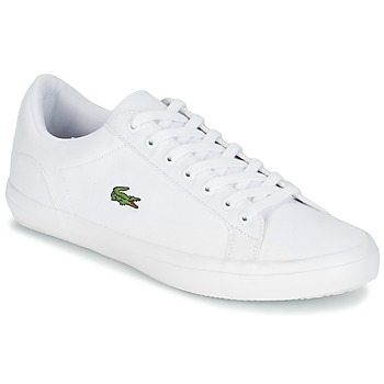 Sapatos Homem Sapatilhas Lacoste LEROND BL 2 Branco