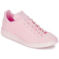Sapatos Mulher Sapatilhas adidas Originals STAN SMITH PK Rosa