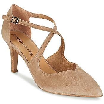 Sapatos Mulher Sandálias Tamaris DROL Natural