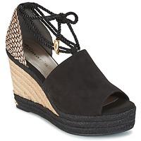 Sapatos Mulher Sandálias Tamaris NERE Preto