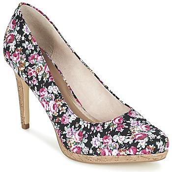 Sapatos Mulher Escarpim Tamaris KIGI Preto