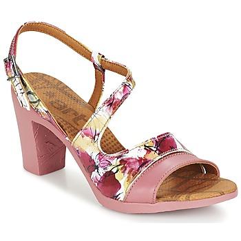 Sapatos Mulher Sandálias Art RIO Rosa