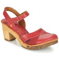 Sapatos Mulher Sandálias Art AMSTERDAM Carmim