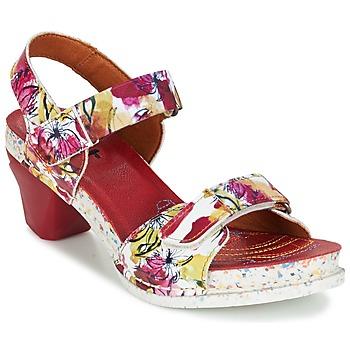 Sapatos Mulher Sandálias Art I  ENJOY Rosa