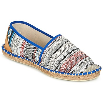Sapatos Mulher Alpargatas Art of Soule BOHEMIAN Azul