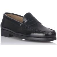 Sapatos Homem Mocassins Castellanos Artesanos 350 Preto